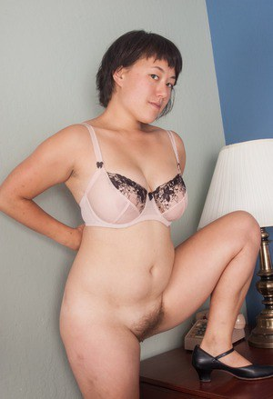 Hairy Asian Women
