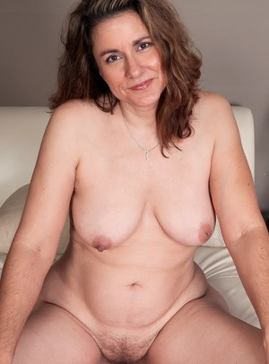 Hairy Mature Women