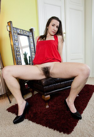 Hairy Women In Heels
